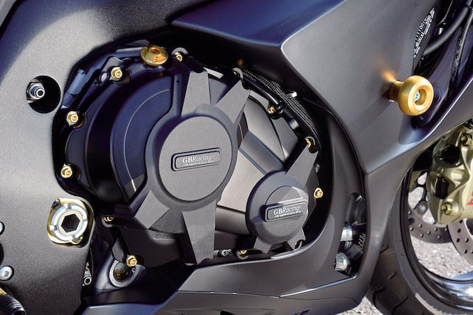 モトサロンオカ GSX-R1000(スズキ GSX-R1000)のカスタム画像