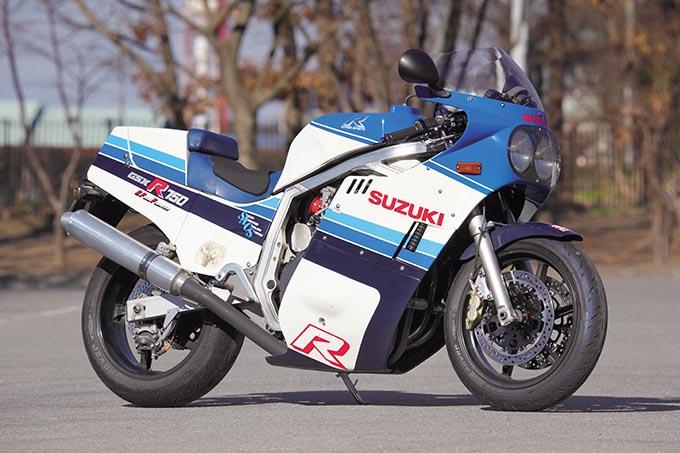 ファスト GSX-R750(スズキ GSX-R750)のカスタム画像