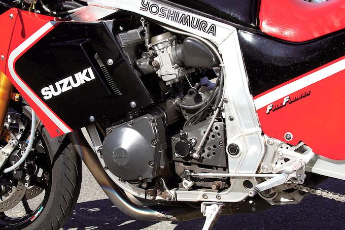 ファスト GSX-R1100(スズキ GSX-R1100)のカスタム画像