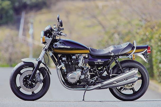 ボイスジャパン Z1(カワサキ Z1)のカスタム画像