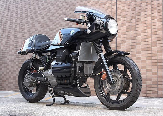 BMW Motorrad 1984年式 K100 (改)
