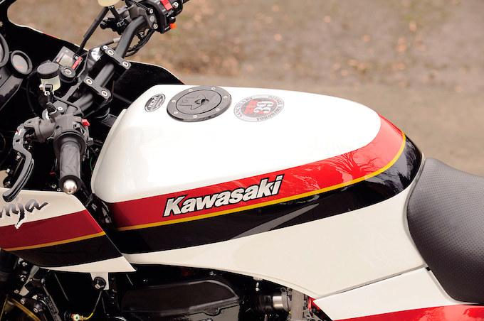 サンクチュアリーYOKOHAMA-YAMATO GPZ900R(カワサキ GPZ900R)のカスタム画像