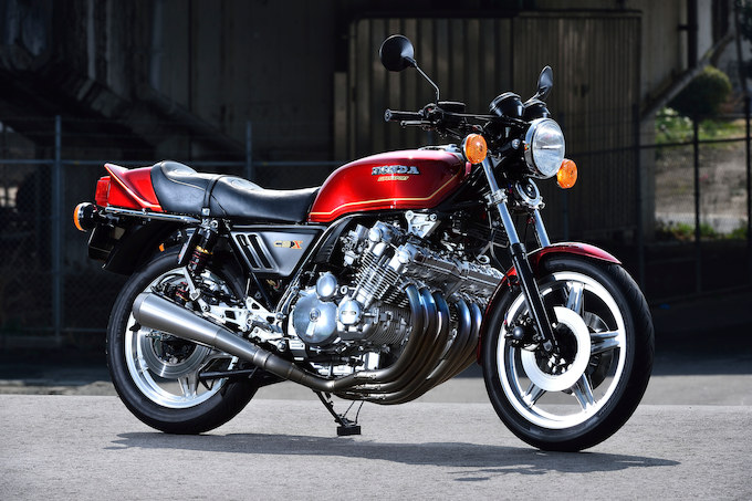 モーターサイクルショップNAC CBX(カワサキ CBX)のカスタム画像