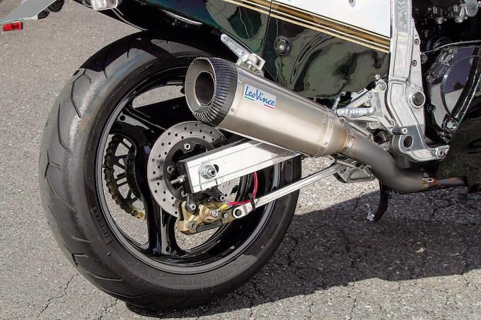 JAM GSX-R1100(スズキ GSX-R1100)のカスタム画像