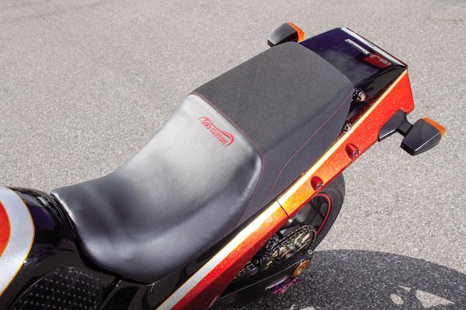 SHABON-DAMA GPZ900R(カワサキ GPZ900R)のカスタム画像