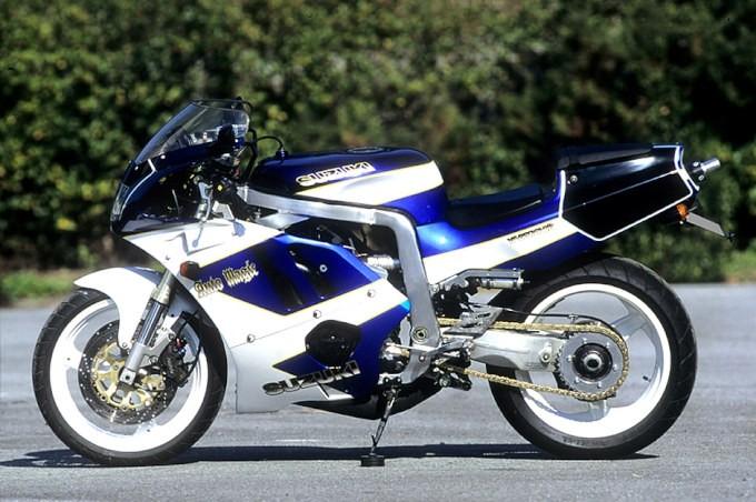 オートマジック / GSX-R400R+RG500Γ カスタム写真