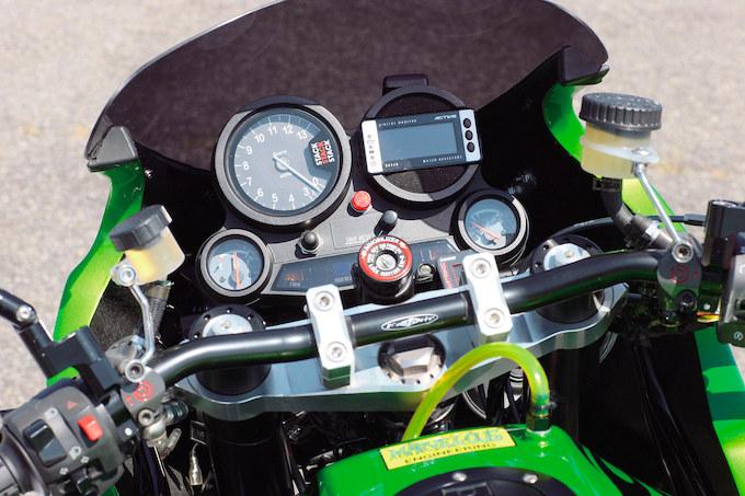 マーベラスエンジニアリング GPZ900R(カワサキ GPZ900R)のカスタム画像