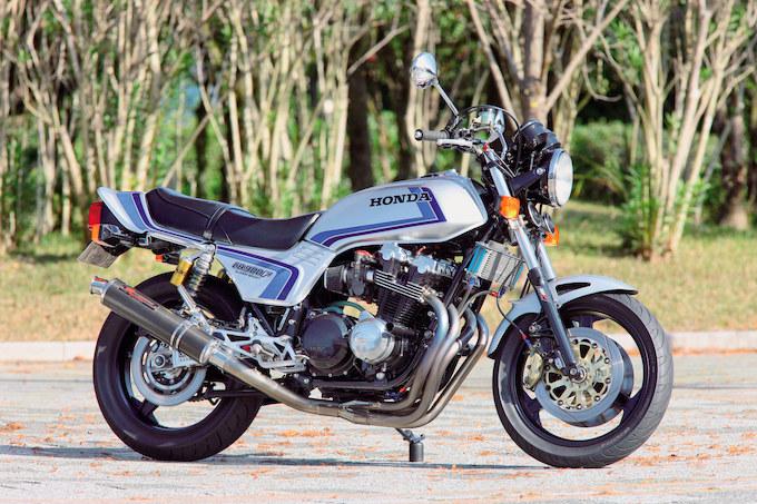 ウエノR&D CB900F(ホンダ CB900F)のカスタム画像