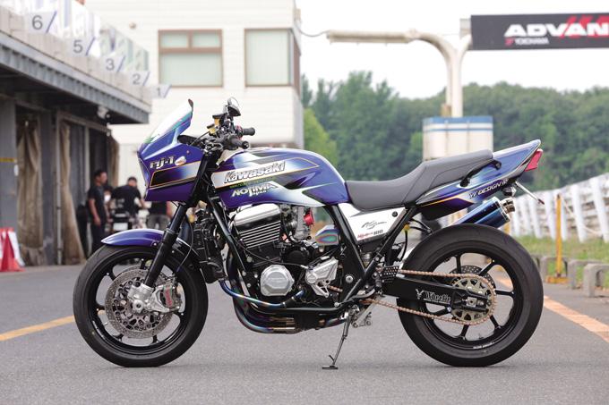 NOJIMA ZRX1200R/NJ-1(カワサキ ZRX1200R/NJ-1)のカスタム画像