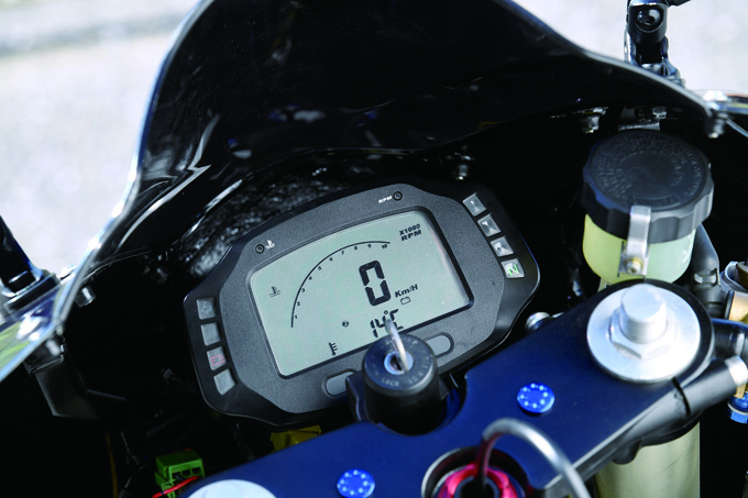FUORISE'RIE RG400Γ(スズキ RG400Γ)のカスタム画像