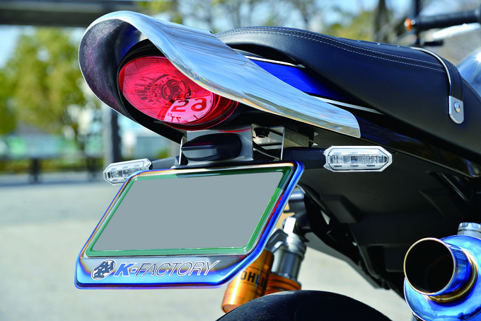 K-Factory Z900RS(カワサキ Z900RS)のカスタム画像