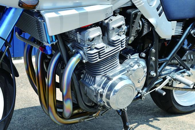 MOTO SHOP WIZARD GSX1100S(スズキ GSX1100S)のカスタム画像