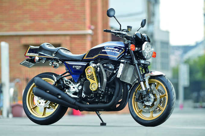 DOREMI COLLECTION Z900RS Mk.II-STYLE(カワサキ Z900RS Mk.II-STYLE)のカスタム画像