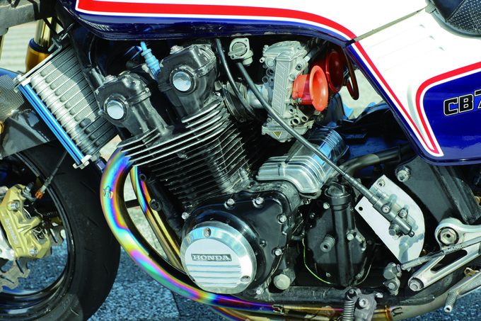 UENO R&D×OWNER SPL. CB900F(ホンダ CB900F)のカスタム画像