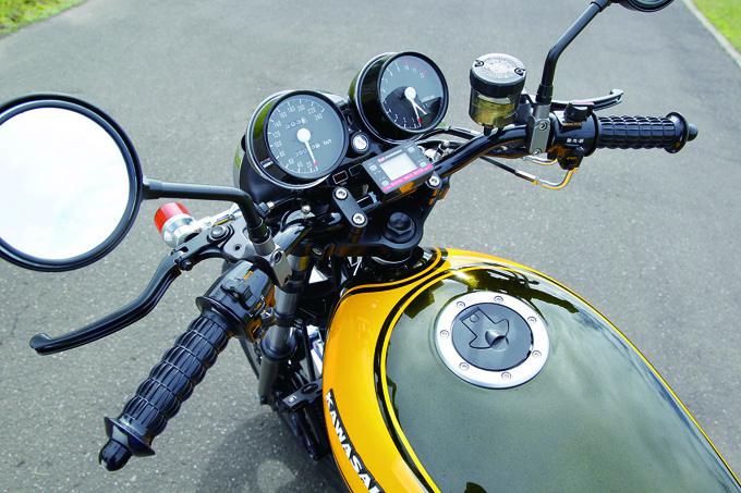 MECHA DOCK KZ900(カワサキ KZ900)のカスタム画像