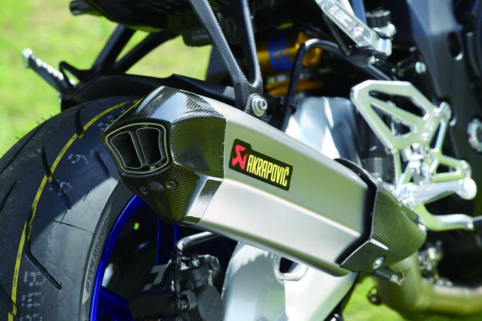 TECHNICAL GARAGE RUN MT-10SP(ヤマハ MT-10SP)のカスタム画像