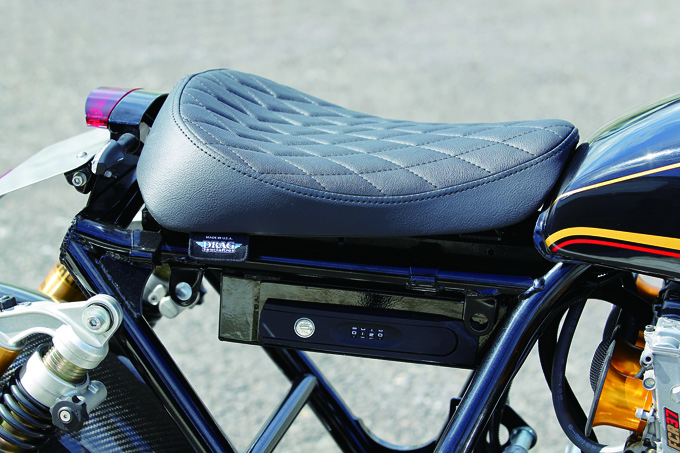 MOTO PRODUCTS Z1000LTD(カワサキ Z1000LTD)のカスタム画像
