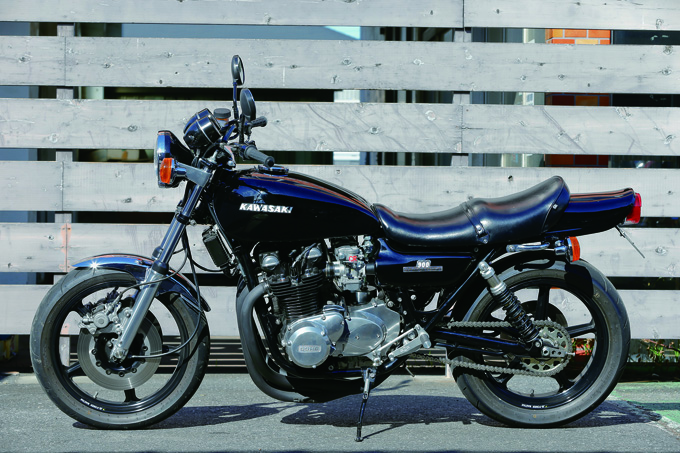 RITMO SERENO Z900(カワサキ Z900)のカスタム画像