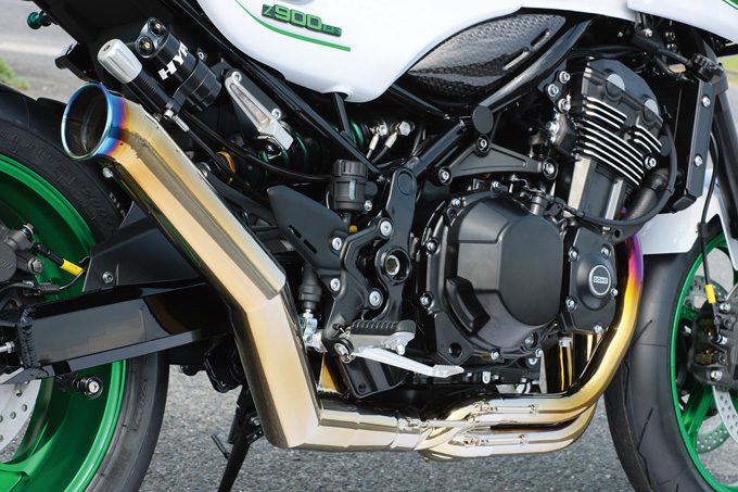 AMERICAN DREAM Z900RS(カワサキ Z900RS)画像09