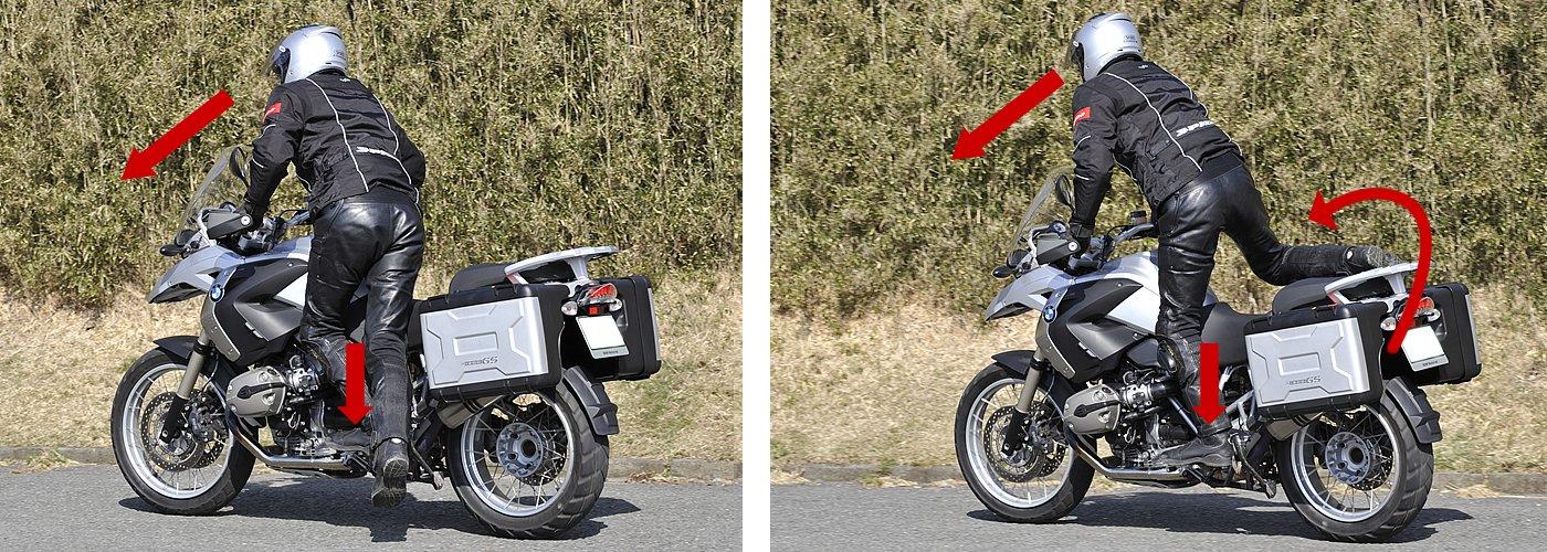 ライテク実践講座・大型バイクをスマートに取り扱うには?-バイクブロス