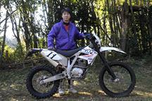 鈴木 浩二さん(41歳)PR-4 200 チャレンジグレード・ラージ