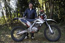 加瀬 幸一さん(43歳)PR-4 200チャレンジグレード