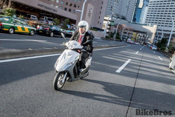 アドレスが歩み続けた「通勤快速」という魅力の画像