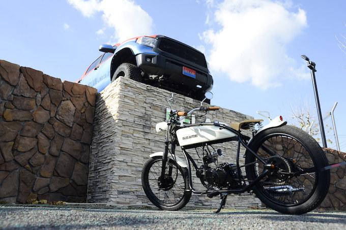 遊び心から生まれたモーターサイクルブランド『スネークモータース』という選択の画像