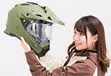 人気のTHHオフロードヘルメットが利便性を大幅にアップして登場!!の画像