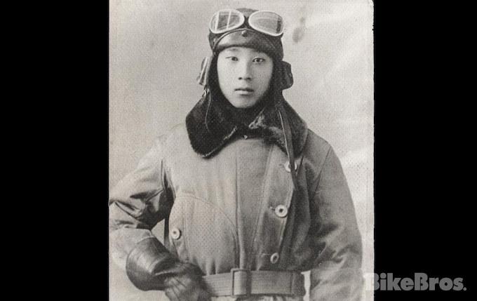 【ヨシムラヒストリー01】不運な事故でパイロットの夢を絶たれ、史上最年少の航空機関士となりエンジニアにの画像