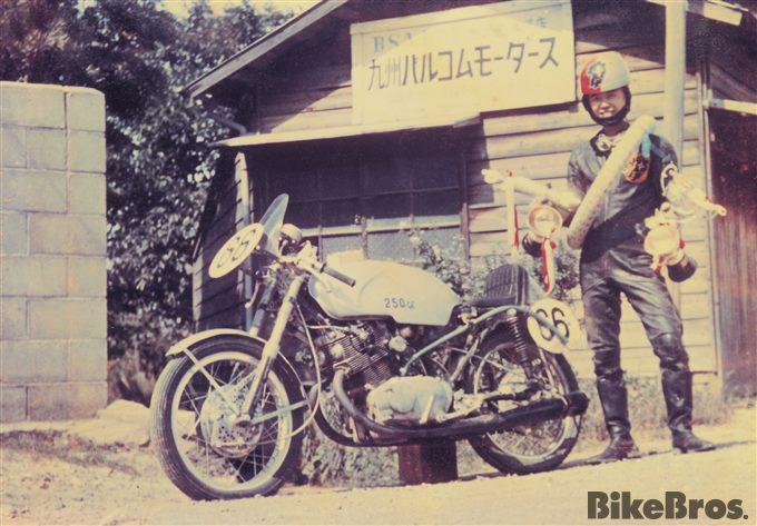 """【ヨシムラヒストリー03】POPと雁の巣とCB72/77が逸材たちを育てた。そして、地元九州に""""全日本""""を迎える。の画像"""