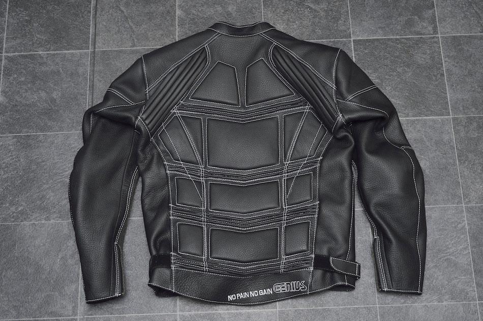 オーダーメード ツナギメーカー【ジニアス】のバイク用グローブ&ジャケット