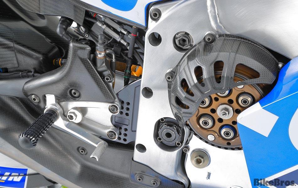 2017年シーズンを戦ったMotoGPマシンに見る直4スズキGSX-RR