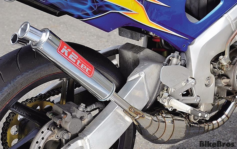 NSRシリーズでトップ人気のMC21用ストリート向けチャンバー