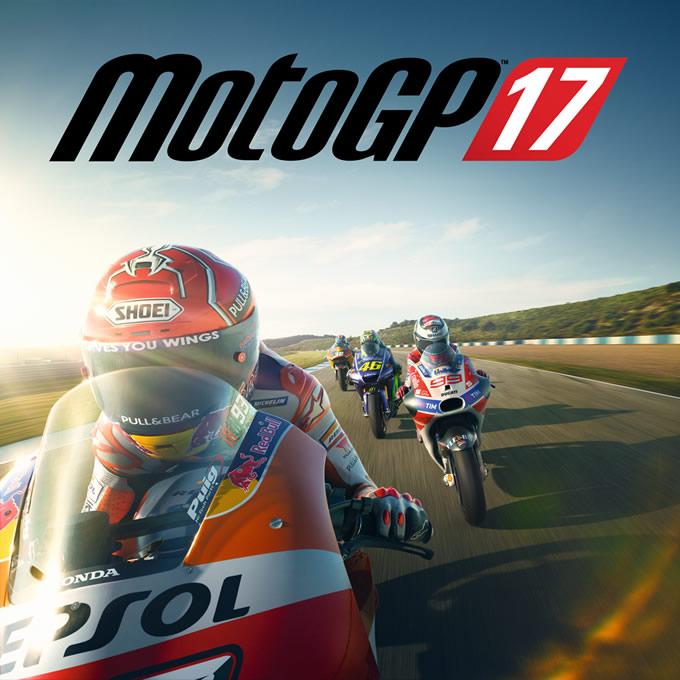 2017年シーズンのMotoGP™公式データを元に完全再現したビデオゲーム登場!!