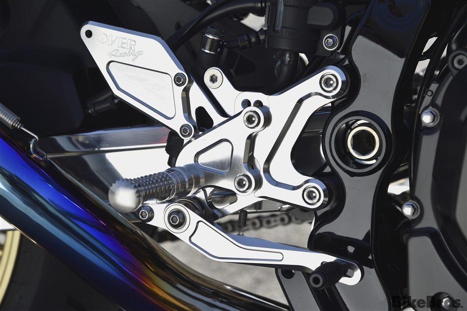 Z900RSの走りとスタイルを一新させるOVER Racingのスペシャルパーツ