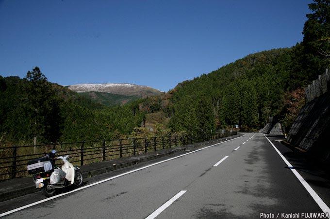 国道めぐり 国道440号(愛媛県松山市~高知県高岡郡檮原町)の画像