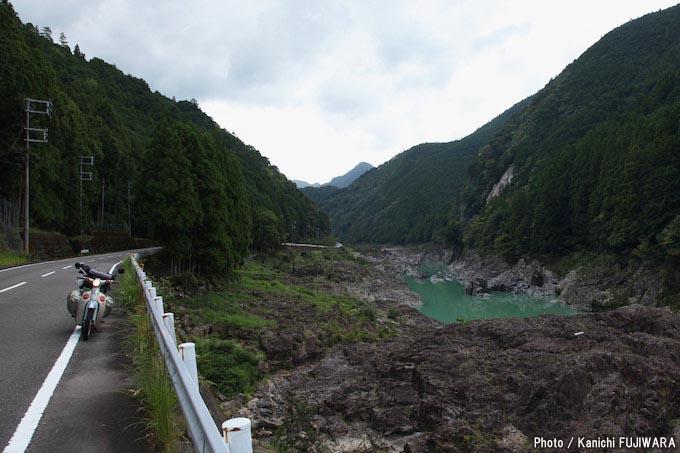国道めぐり 国道169号(奈良県奈良市~和歌山県新宮市)の画像