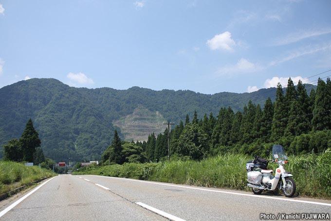 国道めぐり 国道113号(新潟県新潟市~福島県相馬市)の画像