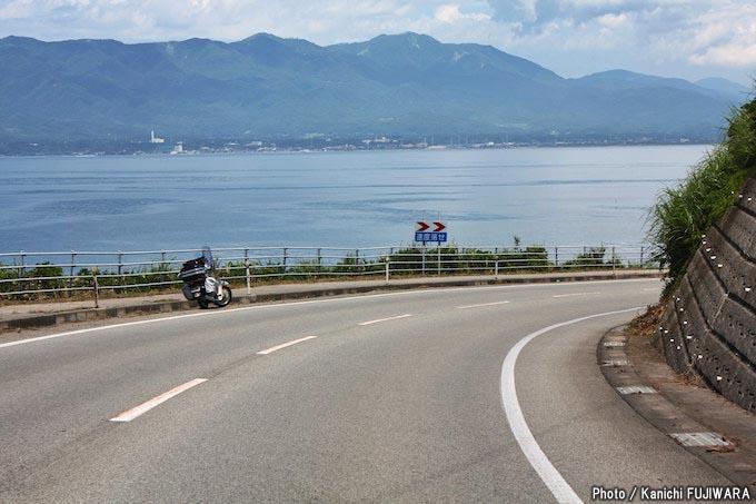 国道めぐり 国道350号(北海道函館市~松前郡松前町)の画像