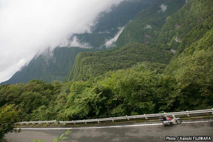 国道めぐり国道139号(静岡県富士市~東京都西多摩郡奥多摩町)の画像