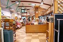 キレイで明るい産直品販売スペース。特産品はクレソンだが、そのほかの野菜なども美味しい。品揃えは基本的に地元産品が中心で好感が持てる。併設の「とうふ屋ほたる」の豆腐は美味しいということで評判に。