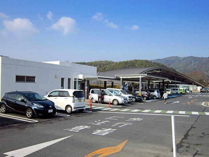 道の駅 ソレーネ周南