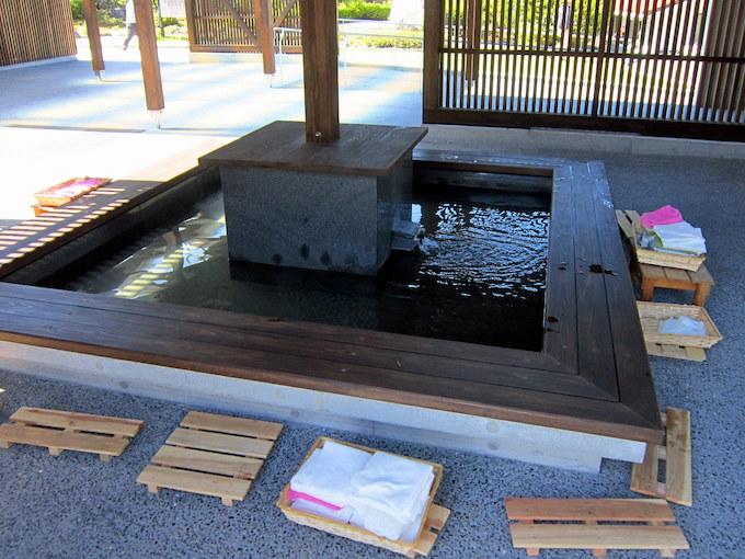 【ライダー目線で調査/道の駅 願成就温泉】2018年4月にリニューアルし足湯など施設が充実