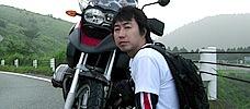 石村雄介さんYusuke ISHIMURA (BMW BIKES Correspondent)