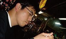 小林ヨウスケさん Yousuke KOBAYASHI (BMW BIKES Correspondent)