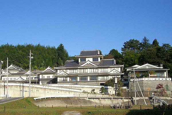 岩櫃城(いわびつじょう)温泉くつろぎの館