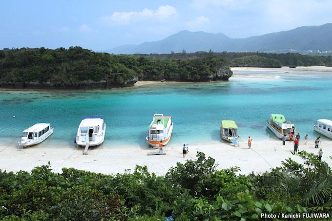 日本の絶景100選 川平湾(沖縄県)の画像
