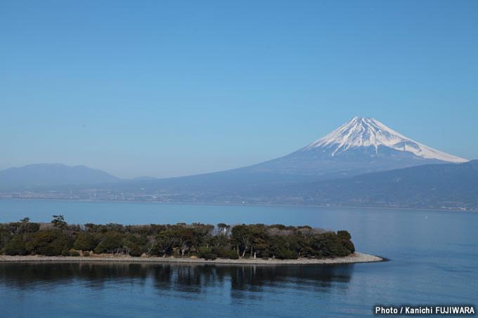 日本の絶景100選 大瀬崎(静岡県)の画像