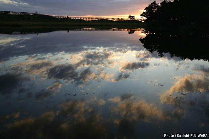 日本の絶景100選 知床五湖(北海道)の画像